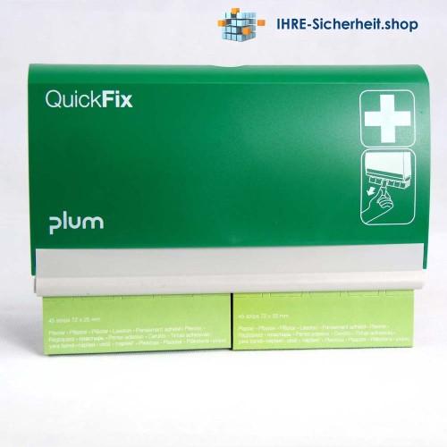 PLUM Pflasterspender QuickFix 5501