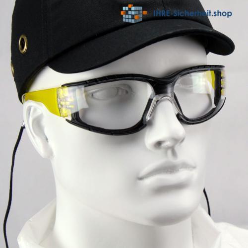 Portwest Specialist Rundum Schutzbrille Plus