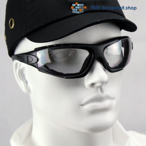 Portwest Levo Schutzbrille klar
