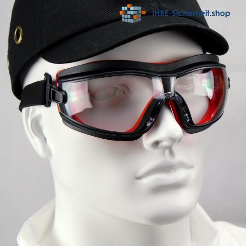 Portwest SLIM Safety Vollsichtbrille