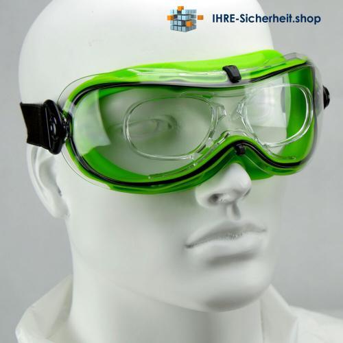 Pro-Fit Daytona Vollsichtbrille mit Korrektureinsatz
